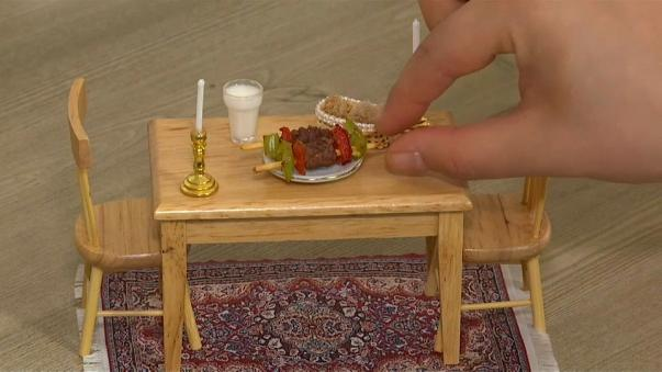 Türk yemekleri Mini Türk Mutfağı konseptiyle sosyal medyada ilgi görüyor