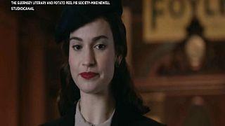 Πρεμιέρα για την ταινία «The Guernsey» στο Λονδίνο