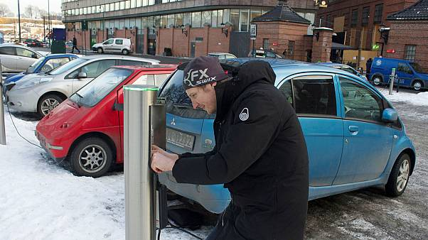 How oil-rich Norway is leading the world on electric cars