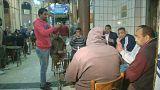شاهد: مقهى للصم والبكم في مصر