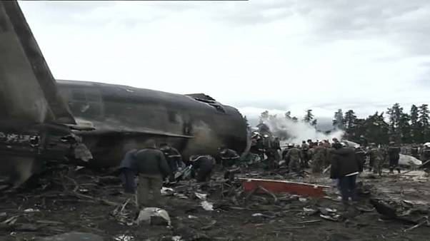 Plane crash in Argelia