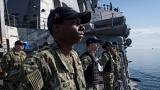 Tropas dos EUA estão a deslocar-se para um eventual ataque na Síria