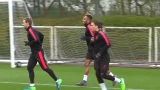 Arsenal to field a strong side against CSKA Moscow