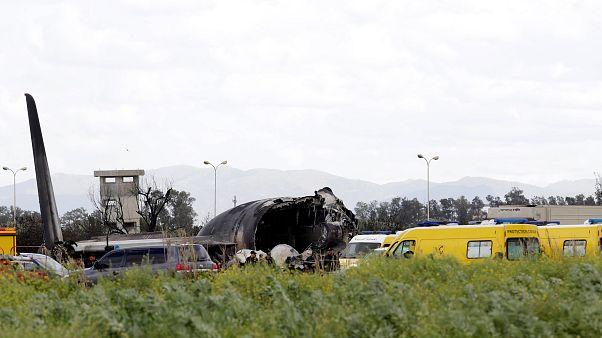 Αλγερία: Σοκ από το πολύνεκρο αεροπορικό δυστύχημα