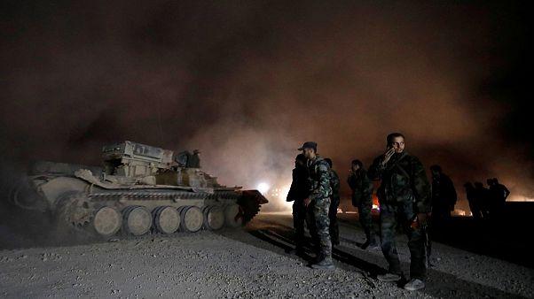 ایران: در برابر هرگونه تجاوز به سوریه در کنار دمشق خواهیم بود