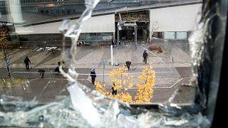 Suecia ante la pesadilla de las granadas de mano