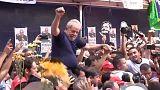 Brasil: El PT confirma a Lula da Silva como candidato presidencial