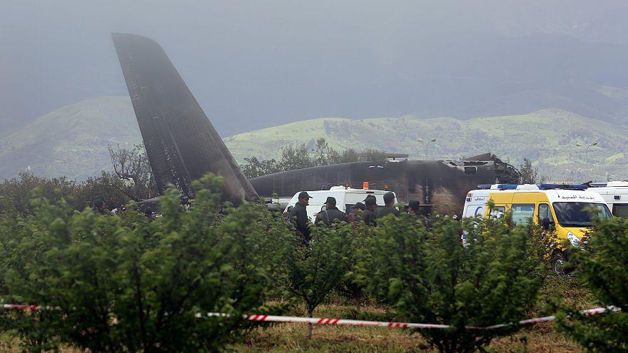 Cezayir'deki uçak kazasında 257 kişi hayatını kaybetti, ölü sayısı artabilir