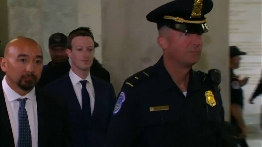 Zuckerberg's second day of testimony to Senators