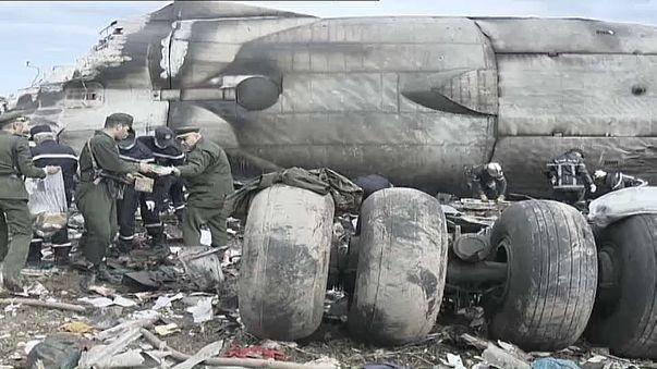 """Flugzeugabsturz in Algerien - ein Augenzeuge: """"Es war eine Katastrophe"""""""