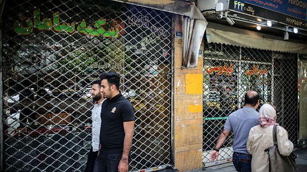 دستگیری «اخلالگران بازار ارز» در ایران