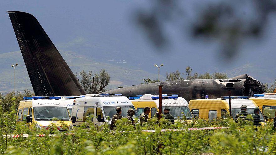 Крушение Ил-76: в стране объявлен траур