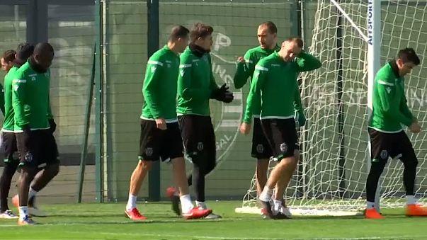 Sporting tem jornada difícil na Liga Europa