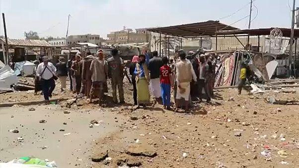 Jemenből lőttek ki rakétákat szaúdi célpontokra