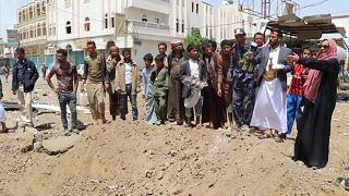 Missili dei ribelli houti dello Yemen colpiscono l'Arabia Saudita