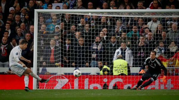 Bayern Münih ve Real Madrid yarı finalde