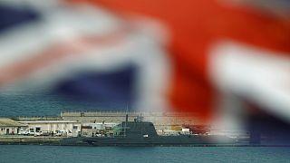 «زیردریاییهای بریتانیا برای حمله موشکی احتمالی به سوی سوریه به حرکت درآمدند»