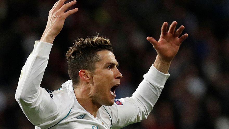 Bajnokok Ligája: elődöntős a Real Madrid és a Bayern München