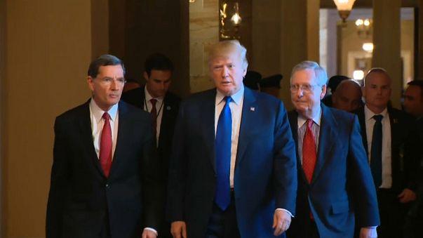 Beyaz Saray Trump'ın Rusya tehditlerini yumuşattı