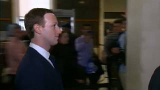 Segunda audição de Mark Zuckerberg