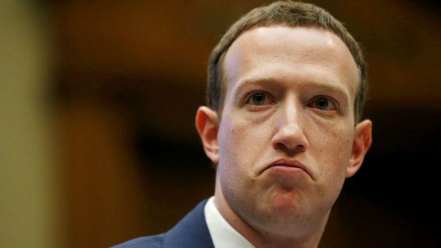 Facebook CEO Mark Zuckerberg faces House Energy Committee