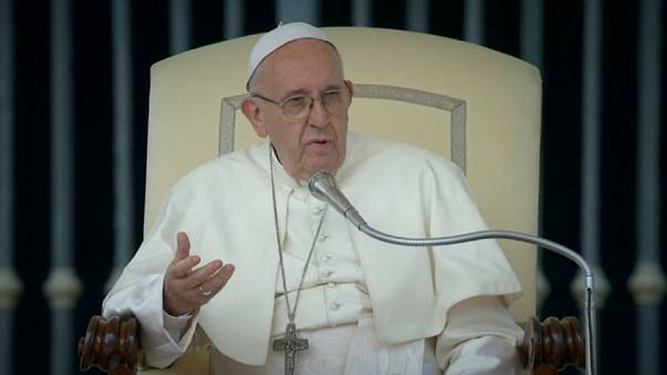 Missbrauchsfall in Chile: Papst bittet um Verzeihung