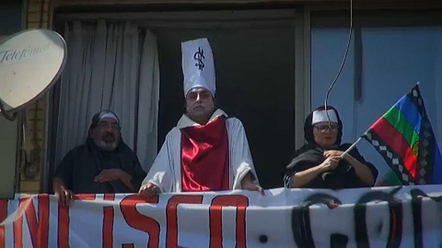 A pápa elismerte, hogy hibázott