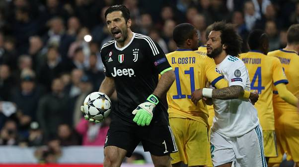 "Buffon ""pride"" at going so close to Real Madrid upset"