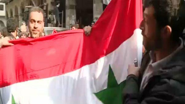 Η Ρωσία αναπτύσσει δυνάμεις στην Ντούμα