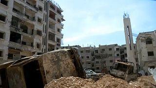 Oroszország katonai rendőröket küld a szíriai Dúmába