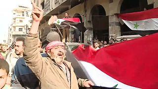 Rusia anuncia que las tropas sirias han tomado Duma bajo su control