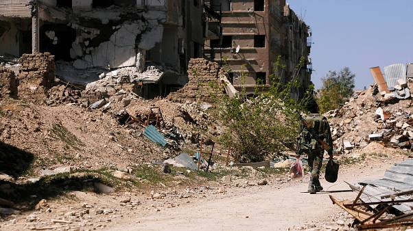 Aktivisten bestreiten Regierungskontrolle über syrische Stadt Duma