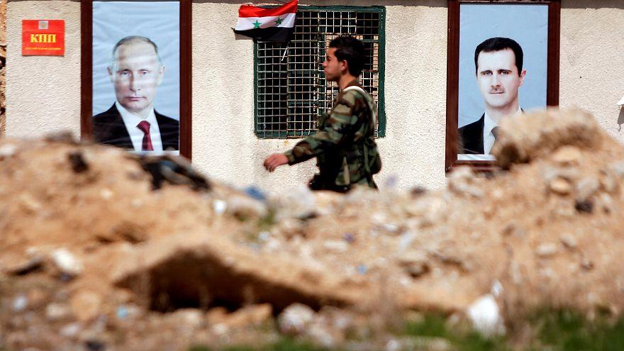 Prétexte Syrie : Ghouta orientale totalement reprise.