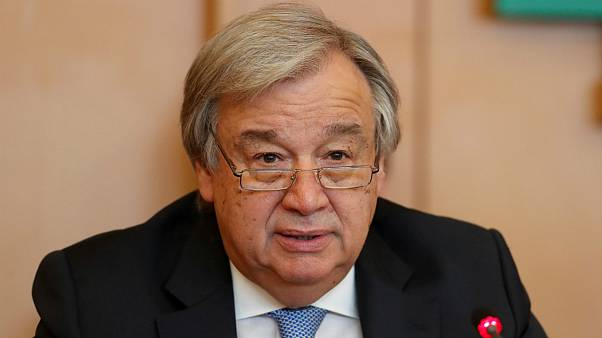 هشدار دبیرکل سازمان ملل در مورد بحران سوریه
