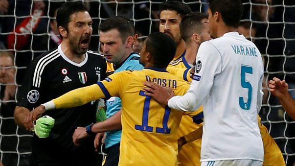A revolta da Juventus no adeus à Champions
