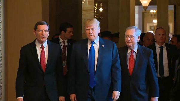 Trump Suriye konusunda kararını henüz vermedi
