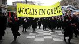Les avocats français en colère