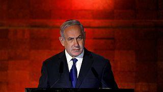 سخنان تازه ضد ایرانی نتانیاهو در بنیاد ید وشم