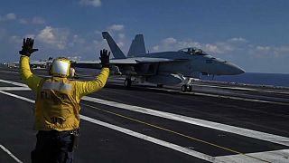Estados Unidos, listo para actuar en Siria