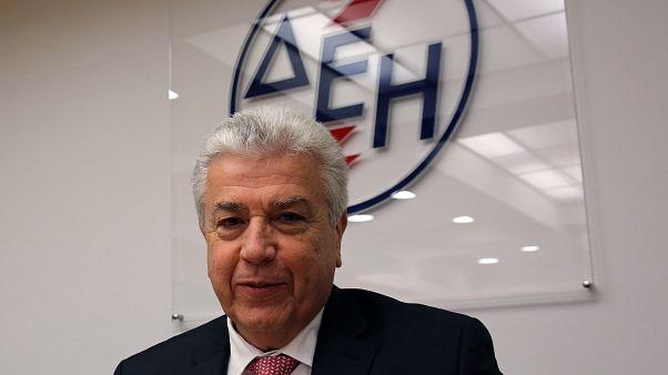 Ο πρόεδρος και δ/νων σύμβουλος της ΔΕΗ Εμμανουήλ Παναγιωτάκης