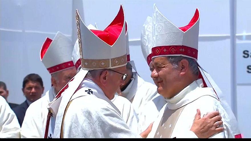 Il Mea Culpa del Papa sui casi di pedofilia nella Chiesa cilena