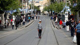 Le pays se fige en souvenir des victimes de la Shoah