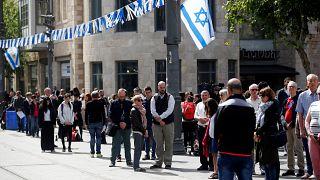 Ισραήλ: Ημέρα μνήμης για τα θύματα του Ολοκαυτώματος