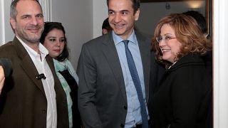 Κ. Μητσοτάκης: «Φανέλα Εθνικής» αλλά και οξεία κριτική