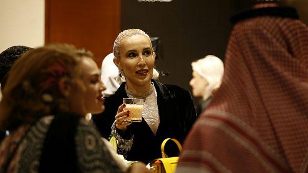 شاهد: في حدث غير مسبوق أول أسبوع للموضة في السعودية