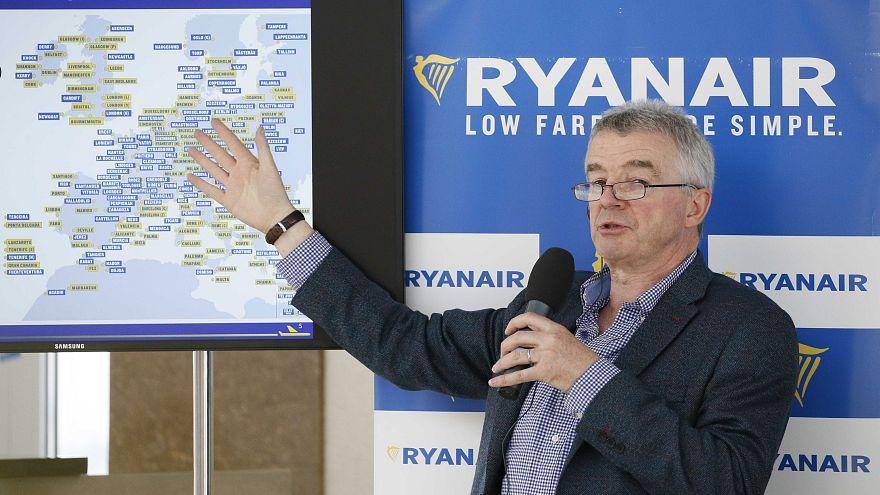 Presidente da Ryanair defende recuo britânico no Brexit