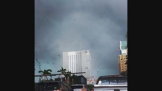 Tornados rasen durch Fort Lauderdale