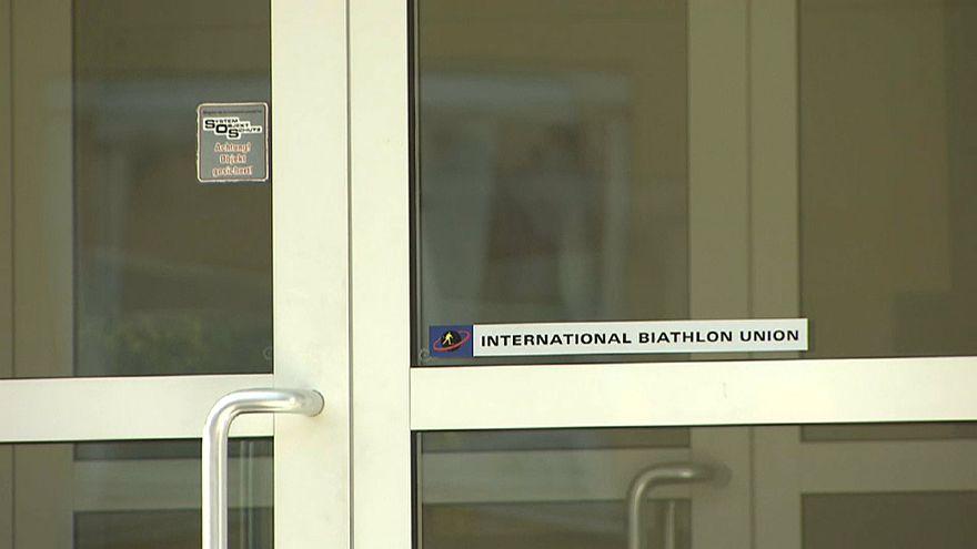 Biathlon: perquisita sede centrale della Federazione a Salisburgo