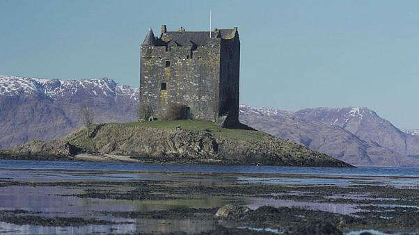 Watch: Climate change is newest enemy faced by Scotland's castles