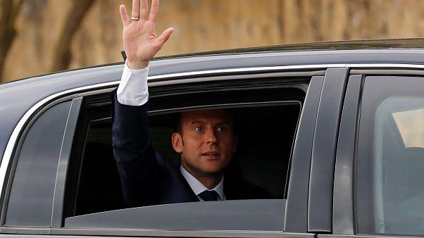 Macron face à la grogne des Français